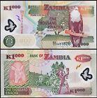 ZAMBIA 1000 KWACHA 2006, UNC, P-44e, POLYMER