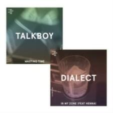 """Dialect/Talkboy: In My Zone/Wasting Time =7"""" vinyl *BRAND NEW*="""