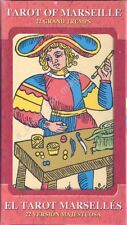 NEW Tarot of Marseille Grand Trumps Cards Deck Lo Scarabeo 22 Major Arcana Cards
