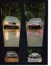 1964 BUICK SKYLARK 300/250 HP ~ ORIGINAL 6-PAGE ROAD TEST / ARTICLE / AD