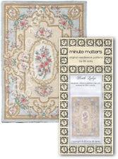 Dollhouse Carpet Needlepoint or Cross Stitch Pattern- Heath Lodge