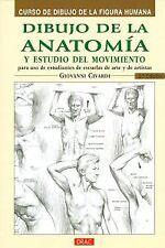 Dibujo de la anatomia y estudio del movimiento. ENVÍO URGENTE (ESPAÑA)