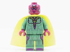 LEGO Marvel Avengers Super Heroes Vision Minifigure 76067