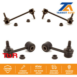 Package include One Sway Bar Link Only 2007 fits Ford Fusion Front Left Suspension Stabilizer Bar Link With Five Years Warranty