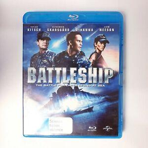 Battleship Movie Bluray Free Postage Blu-ray - Action Aliens Scifi