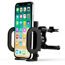 (Width Range 2.1″-4.5″) 360° Rotation Universal Car Air Vent Phone Mount Holder