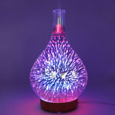 100ml Ultraschall Duftzerstäuber Aroma Diffuser mit farbwechsel LED Licht
