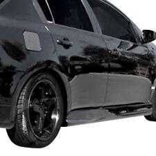 For Nissan Sentra 07-12 Side Skirt Rocker Panels D-Sport Style Fiberglass Side