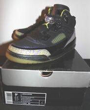 check out b1d8c 9c0d1 Air Jordan Retro Spizike Black Citron Purple White Sneakers Men s Size 9.5  Used