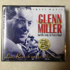 MILLER, GLENN AND HIS ARMY AIR FORCE BAND AUDIO CD