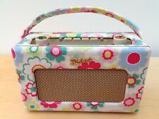 Cath Kidston Roberts Revival Radio DAB RD60 Electric Flowers Oilcloth