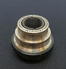 Hugo Meyer 15mm  f1.5 Kino Plasmat 15mm Lens- Gorlitz- New York- Dr Rudolph