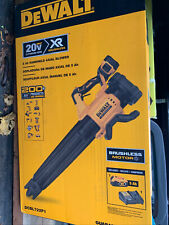 Dewalt Dcbl722P1 20V Max Xr Li-Ion Handheld Blower Kit (5 Ah) New