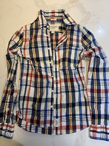 Abercrombie & Fitch Men's Shirt Muscle A&F Size S