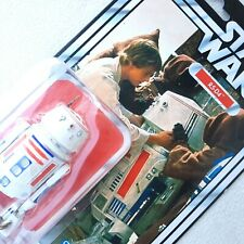 RARE STAR WARS 40 ANNIVERSARY ACTION FIGURE: R5-D4 (KENNER). MINT ON CARD!