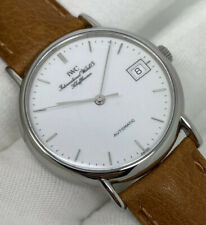 Gents Classic IWC Portofino Automatic 34mm White Dial Stainless Steel [IW3513]