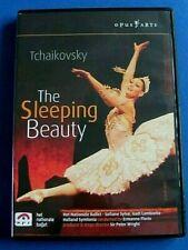 THE SLEEPING BEAUTY Tchaikovsky DVD Dutch National Ballet see below