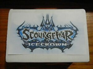 World of Warcraft TCG: Scourgewar Icecrown Complete Card Set (All 220 Cards)