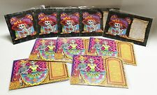 LOT OF 10 !  MINI ALTARS     DAY OF THE DEAD    DIA DE LOS MUERTOS