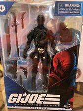 "GI Joe Classified Series 6"" Snake-Eyes Hasbro"