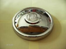 Coppa ruota cromata Fiat 130 Berlina