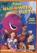 Barney - Barney's Halloween Party New DVD