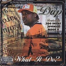 Dap : What It Do? CD