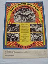 y3 W/2/14 DDR Filmposter Filmplakat Nur Pferden gibt man den Gnadenschuss USA