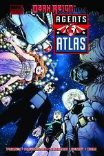 MARVEL COMICS PREMIERE EDITION AGENTS OF ATLAS DARK REIGN HC HARDCOVER