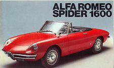 Alfa Romeo Duetto Spider Dvd Manual Manuals, Round Tail