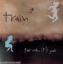 Train - For Me, It's You (CD, 2006, Columbia) near MINT 10/10