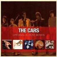 """THE CARS """"ORIGINAL ALBUM SERIES"""" 5 CD NEU"""