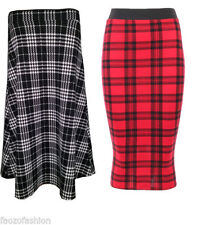 Unbranded Polyester Plus Size A-line Skirts for Women