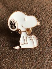 Stunning SNOOPY Dog Peanuts Cute Character Enamel Pin Badge Brooch