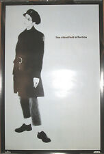 LISA STANSFIELD Affection, Arista promotional poster, 1990, 20x30, EX!