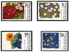 Timbres Flore Arts Tableaux Liechtenstein 1073/6 ** lot 29840