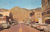 "Salida CO~F Street Big ""S""~Roy's Market~Fishing Tackle~1950s Cars~Station Wagon"