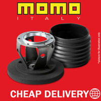 MOMO HUB Fiat 500 New STEERING WHEEL, BOSS KIT - CHEAP DELIVERY WORLDWIDE!!
