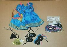 Muffy Hoppy Vanderhare Bal Masque Ball Gown Outfit Shoes Retired Mask Rare 1991