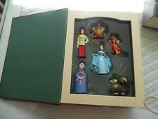 Disney Cinderella Storybook Ornament Set