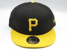 Pittsburgh Pirates OG Jordan 1 New Era 9FIFTY MLB Vintage Retro Snapback Hat