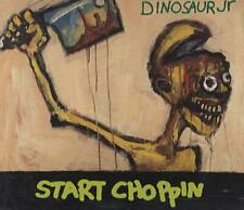 "Dinosaur Jr Start Choppin' CD single (CD5 / 5"") UK NEG61CD WARNER 1992"