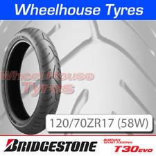 Bridgestone Battlax T30 EVO Front 120/70ZR17 (58W) T/L