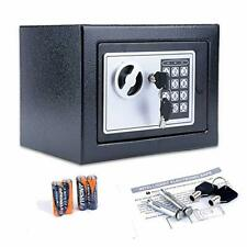 """Nakey Digital Electronic Safe Security Box, Small (8.7""""*6.7""""*6.7& #034;