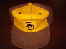 SAN DIEGO PADRES  80S SMALL STRETCH MLB RARE 1970's HAT CAP VINTAGE RARE 70'S