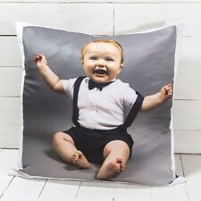 PERSONALISED CUSHION COVER, YOUR IMAGE, PHOTO, OR TEXT, SINGLE SIDED