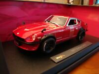 1/18 Datsun 240Z 2.4 Litre Straight Six Nissan Fairlady S30 GTR Nismo 370 GT