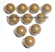 "Automatic Transmission TORLON Plastic Valve Body Check Balls .250"" 1/4"