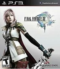 PlayStation 3 PS3 Final Fantasy XIII - Disc Only - Very Good - Tested
