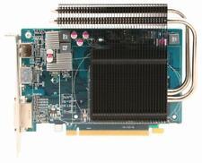 Sapphire AMD Radeon 6670 heat pipe fanless Graphics Card, can work on Mac Pro